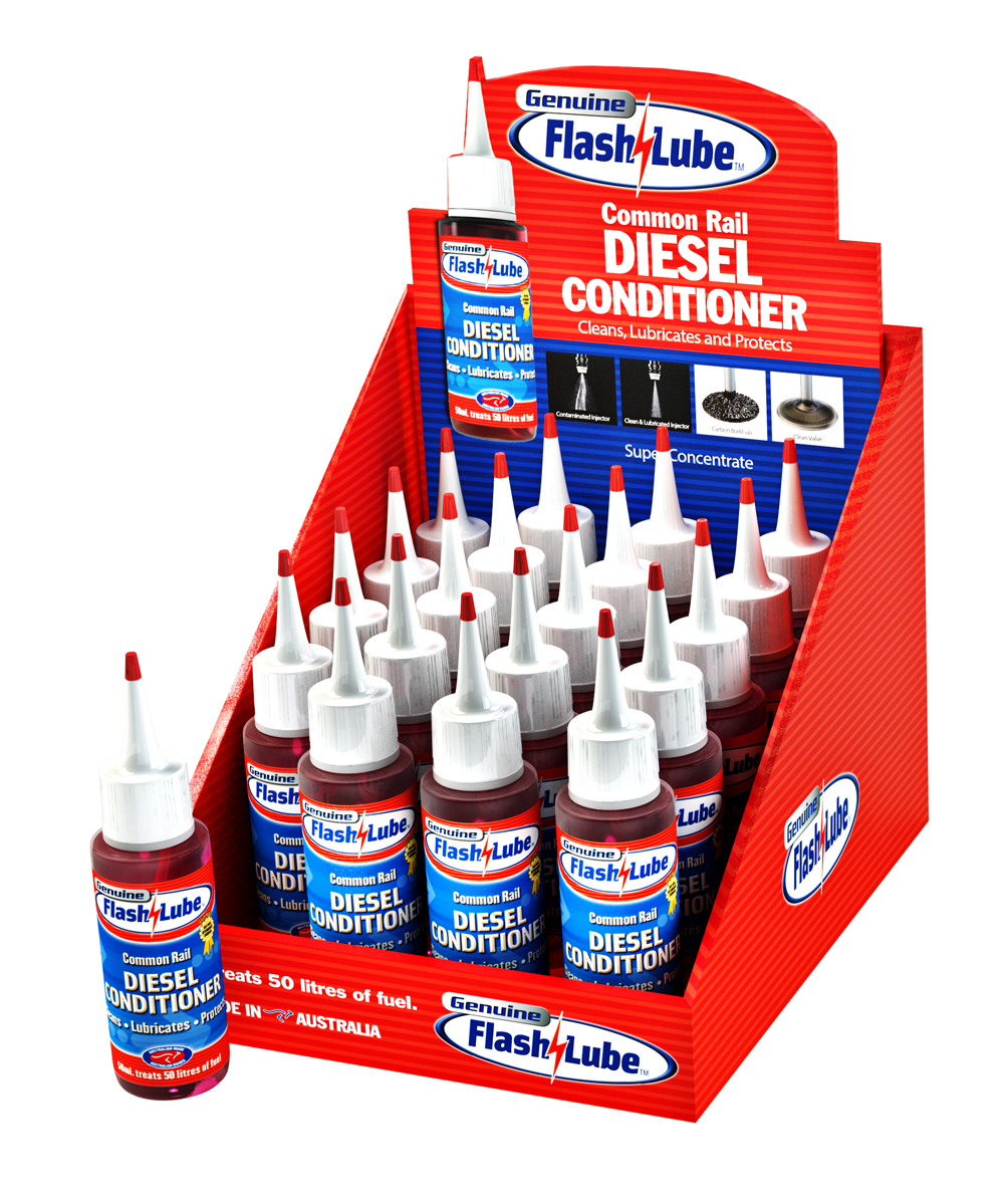 Flashlube Diesel Conditioner 50ml Box SML